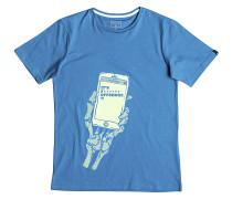 Clate Of Shgi - T-Shirt für Jungs - Blau