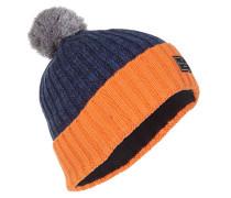 Pompom Boy - Mütze für Herren - Blau