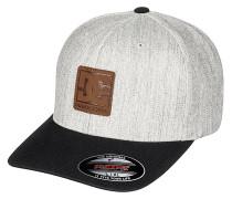 Carvin Flex - Flexfit Cap für Herren - Grau