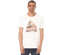 TschuggM. - T-Shirt für Herren - Weiß