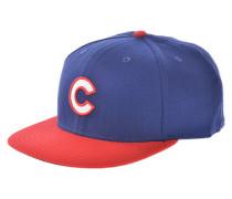 Diamond Era Chicago Cubs Fitted CapFitted Cap Blau