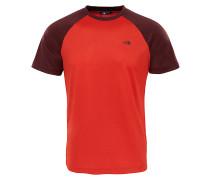Tanken Raglan - T-Shirt für Herren - Rot