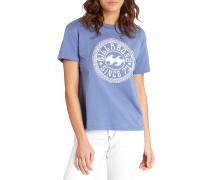 Basic - T-Shirt für Damen - Blau
