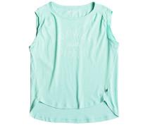 Break Well - T-Shirt für Mädchen - Grün