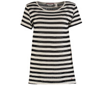 Eyelet - T-Shirt für Damen - Weiß
