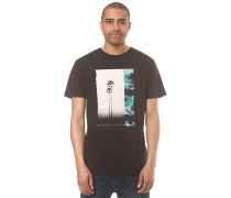 Classic Meridian - T-Shirt - Schwarz