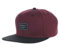 Daily ClubSnapback Cap Rot