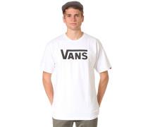 Classic - T-Shirt - Weiß