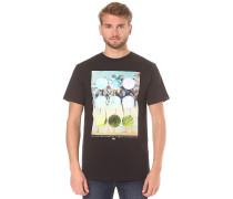 Lost Paradise - T-Shirt - Schwarz