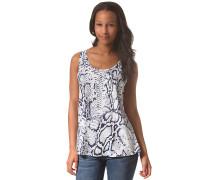 45q786 - Bluse für Damen - Blau
