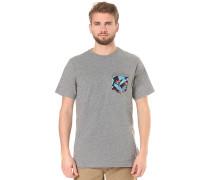 Transmit Crew - T-Shirt für Herren - Grau