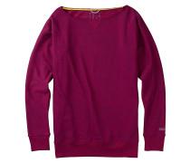 Crimson - Sweatshirt für Damen - Lila
