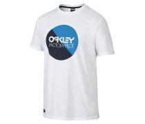 FP Circle Graphic - T-Shirt für Herren - Weiß