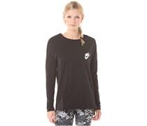 Signal - Langarmshirt für Damen - Schwarz