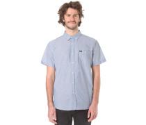 Central - Hemd für Herren - Blau