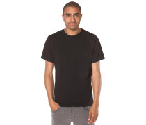 Basic Crew - T-Shirt für Herren - Schwarz