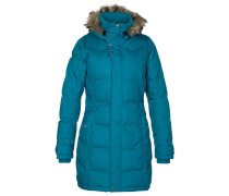 Down Laredoz Fur - Mantel für Damen - Blau