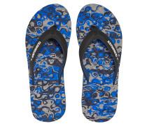 Massage - Sandalen für Herren - Blau