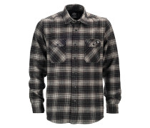 Sunfield - Hemd für Herren - Grau