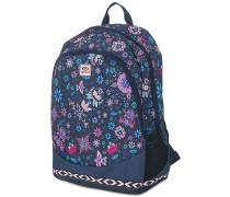 Mandala Proschool - Rucksack für Damen - Blau