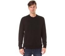 Stitch Crewneck - Sweatshirt für Herren - Schwarz
