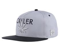 Cayler Snapback Cap - Grau