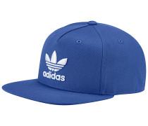 Tre Flat Snapback Cap - Blau