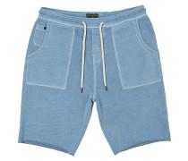 Wave Washed - Shorts - Blau