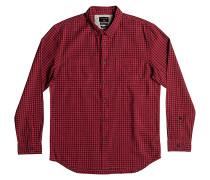 Forte Nights L/S - Hemd für Herren - Rot