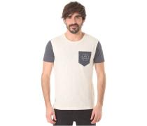 Zimtstern Eazton - T-Shirt für Herren - Weiß