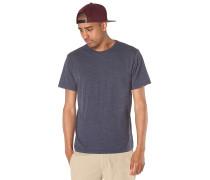 Basic Crew - T-Shirt für Herren - Blau