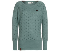 Hodenschmerzen II - Langarmshirt für Damen - Grün