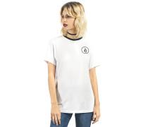 Simply Stonedee - T-Shirt für Damen - Weiß