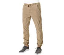 Reflex - Stoffhose für Herren - Beige