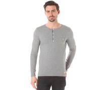 Tiobor - Langarmshirt für Herren - Grau