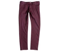 Slim Colour - Jeans für Herren - Rot