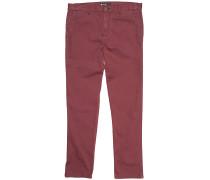 Howland - Stoffhose für Herren - Rot