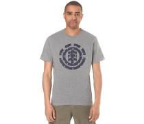 Ikat Fill - T-Shirt für Herren - Grau