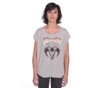 Juniper Circle - T-Shirt für Damen - Grau