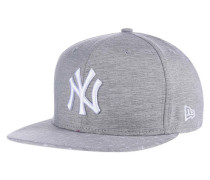 Micro Palm Fitted NY YankeesFitted Cap Grau