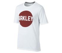 O-Circle - T-Shirt für Herren - Weiß