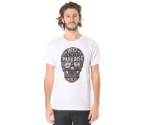 Rest In Paradise - T-Shirt für Herren - Weiß