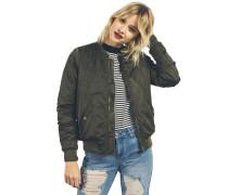 Lets Go Bomber - Jacke für Damen - Grün