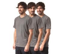 3 Pack Pocket - T-Shirt für Herren - Grau