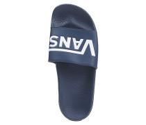 Slide-On - Sandalen für Damen - Blau