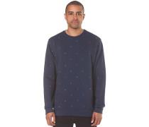Montez - Sweatshirt für Herren - Blau
