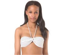 Tube Tan Lines - Bikini Oberteil für Damen - Weiß