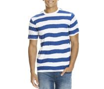 Handpainted Stripe - T-Shirt für Herren - Streifen