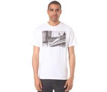 T Funk - T-Shirt für Herren - Weiß