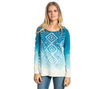 Miraflores - Langarmshirt für Damen - Blau